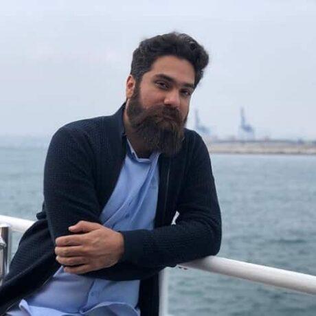 دنیای بی رحم علی زند وکیلی