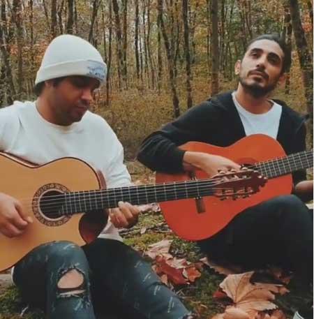 آهنگ جدید کسری زاهدی دوباره عشق منو توی دلت محکم کن